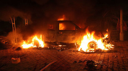 14 dead, 30 wounded as militia, govt forces clash in Libya's Benghazi (PHOTOS)