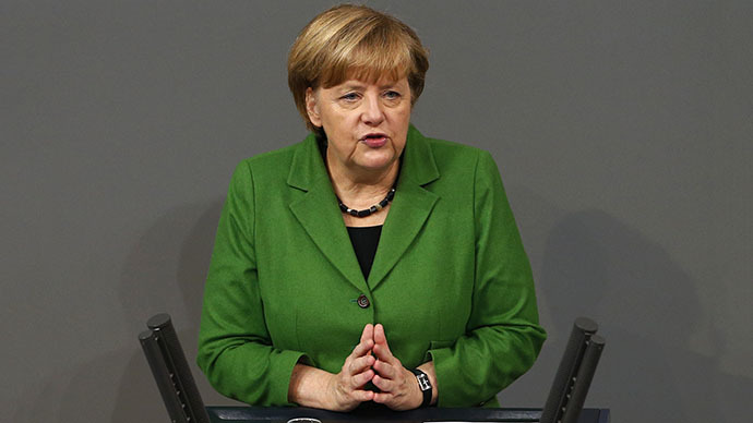 Merkel demands clarity on NSA's role in Germany