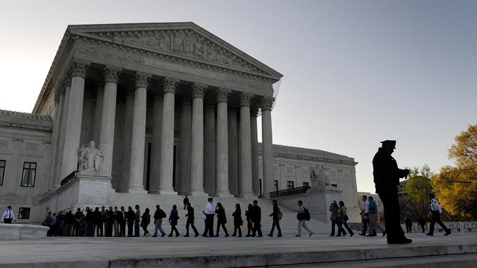 Supreme Court blocks challenge to NSA phone tracking