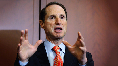 U.S. Sen. Ron Wyden (D-OR) (AFP Photo / Chip Somodevilla)
