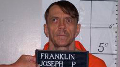 Joseph Paul Franklin.(Reuters / Missouri Department of Corrections)