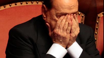 Silvio Berlusconi (Reuters / Tony Gentile)