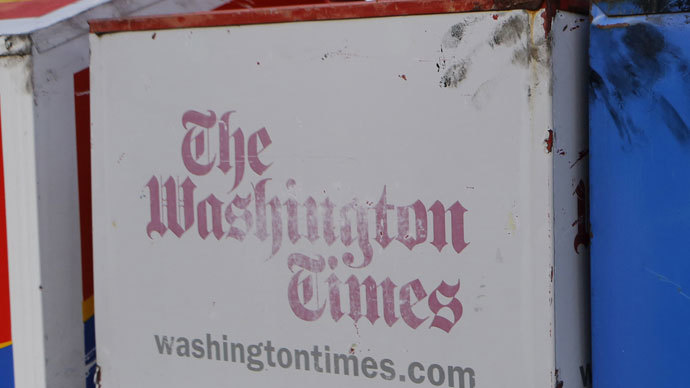 Washington newspaper accuses Coast Guard of illegally seizing reporter's notes