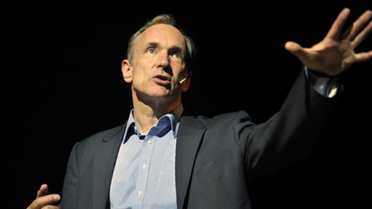 World Wide Web founder Tim Berners-Lee (Reuters/Vincent West)