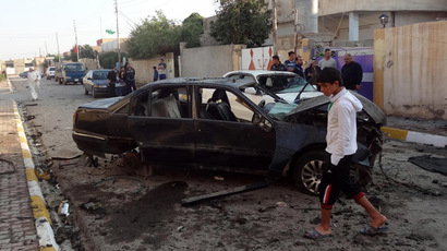 Black, black Friday in Iraq: 50+ people dead in cross-country attacks and kidnappings