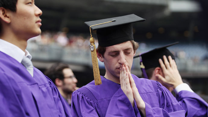 """US government """"profits"""" from student loans in 2013 surpassed $41 billion"""