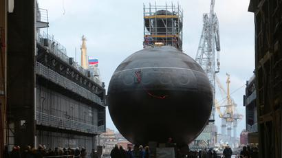 Another super quiet sub for Russia's Black Sea fleet