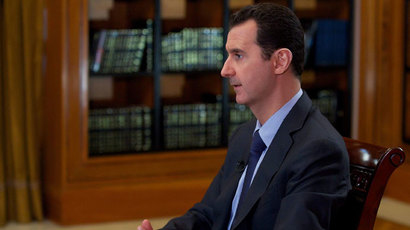 Syrian leader Bashar al-Assad.(AFP Photo / SANA)