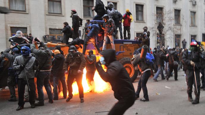 Putin: Në Kiev është kryer grusht-shtet - video dailymotion
