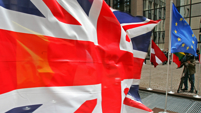 UK, EU growing hostile to each other, poll finds