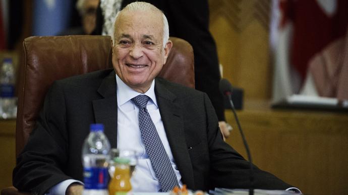 Arab League secretary general Nabil al-Arabi (AFP Photo)