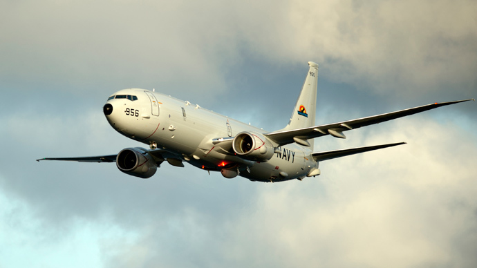 US deploys newest surveillance aircraft to Japan amid tensions with China