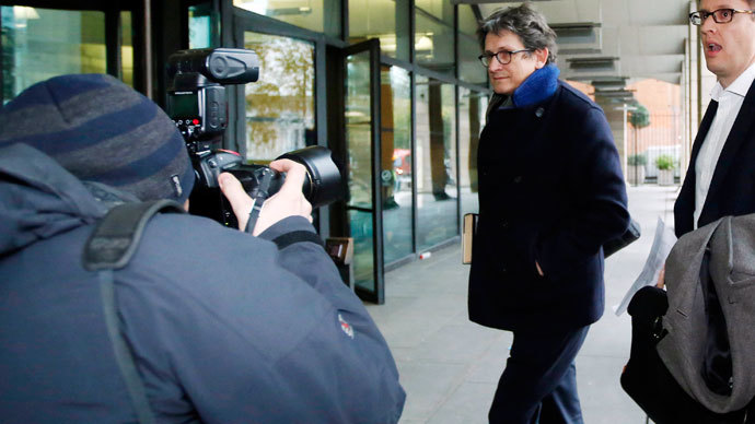 UK police threaten Guardian editor with terrorism charges over Snowden leaks