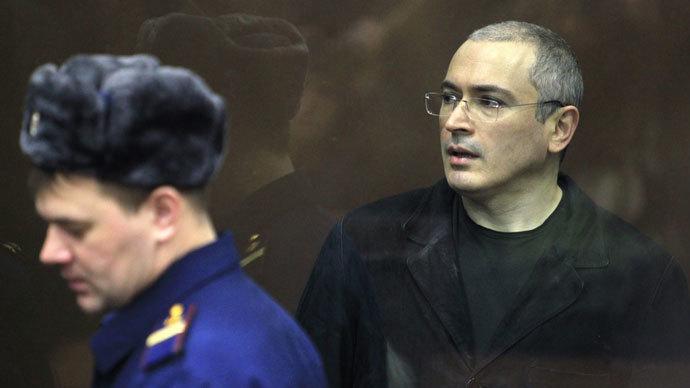 Former Yukos head Mikhail Khodorkovsky.(RIA Novosti / Andrey Stenin)