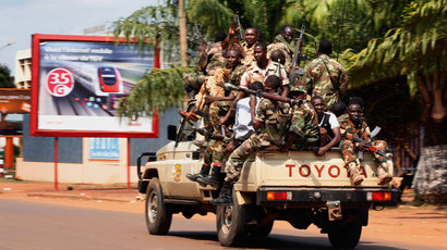 France votes to extend Central African Republic military mission