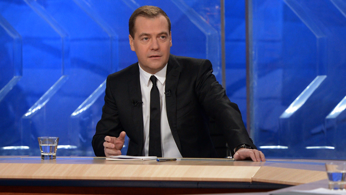 Russia mustn't rely on foreigners to solve orphans' problems - Medvedev