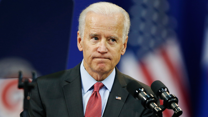 U.S. Vice President Joe Biden (Reuters / Kim Hong-Ji)