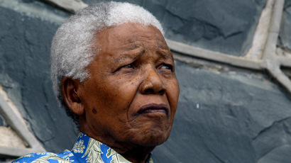 ​CIA sued for records on possible role in Nelson Mandela arrest
