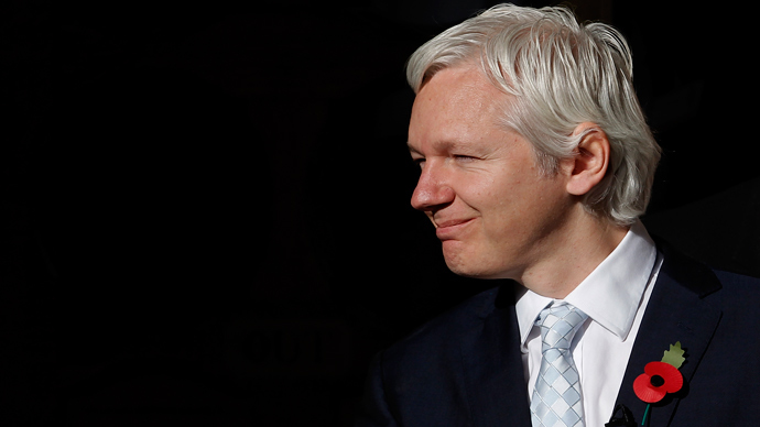 'Not real James Bonds': Assange explains why 'small publisher' WikiLeaks beat the Pentagon