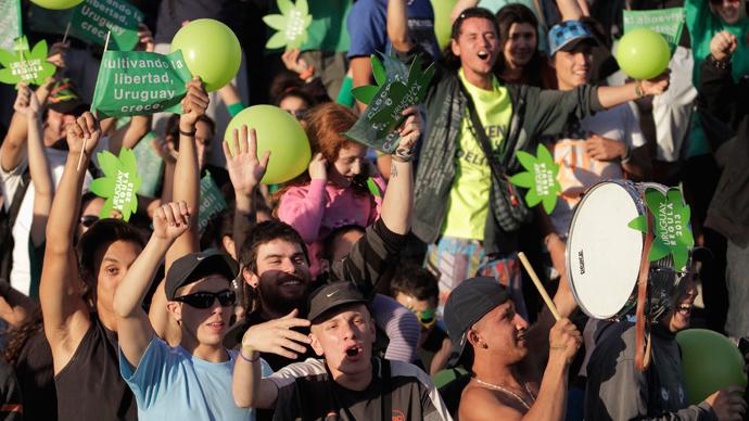 Uruguay faces UN backlash for legalizing pot