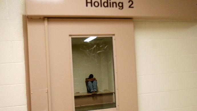 US guards 'did nothing' to stop adult prisoners from raping juveniles