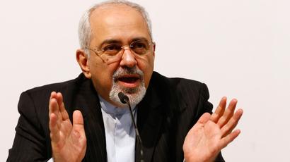 Iran's Foreign Minister Mohammad Javad Zarif (Reuters / Ruben Sprich)