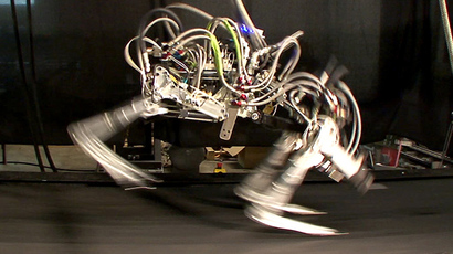'Sorry, Dave, I can't let you do that': Robots learn, network without humans