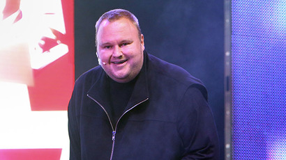Megaupload founder Kim Dotcom (AFP Photo / Michael Bradley)