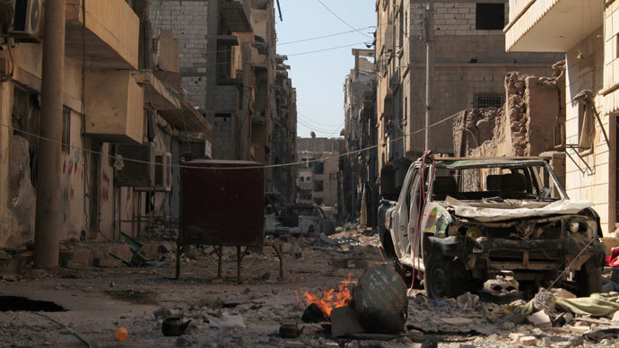 AFP Photo / Ahmad Aboud