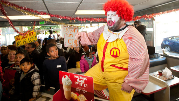 McDonald's to employees: Avoid burgers and fries - it's risky for your health