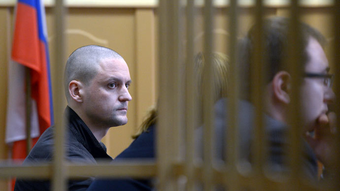 Court returns case against Russian leftist leader Udaltsov to prosecutors