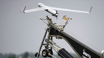 Insitu's ScanEagle, an autonomous aircraft system (AFP Photo / Jim Watson)