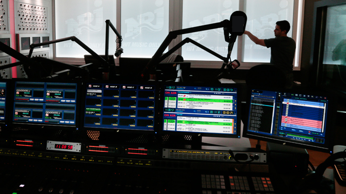 Radio station experiences major software meltdown during anti-NSA broadcast