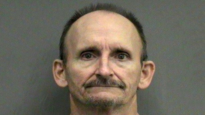 David Harris Dunaway (Photo courtesy of Alachua County Sheriff's Office)