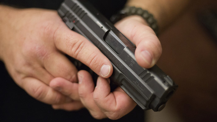 Top NY state counterterrorism official used a gun as laser pointer - report