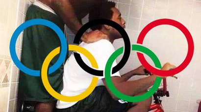 Image from the Selfie Olympic's community / facebook.com