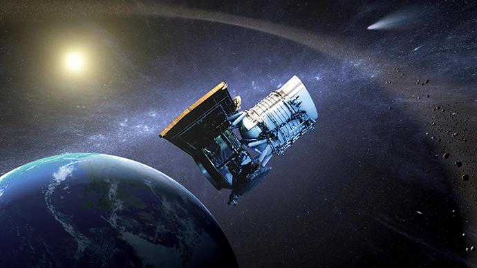 NASA warns of 'potentially hazardous' asteroid — RT America