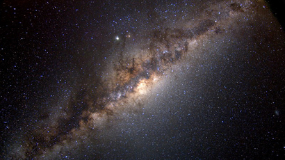 The Milky Way at 5,000 meters. (Serge Brunier / nasa.gov)