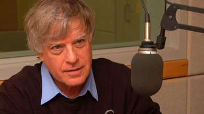 David Satter.(Photo from rferl.org)