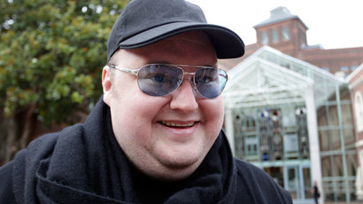 Megaupload founder Kim Dotcom.(Reuters / Simon Watts)