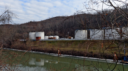 ​Health official gives West Virginia water 'all-clear' after chem spill