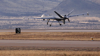 U.S. Air And Marine Predator Drones Launch For Missions Overlooking U.S.-Mexico Border (AFP Photo / Getty Images / John Moore)