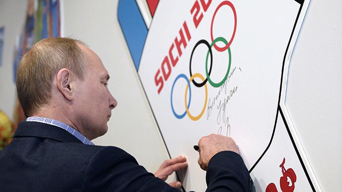 Russian President Vladimir Putin (AFP Photo / Alexey Nikolsky)