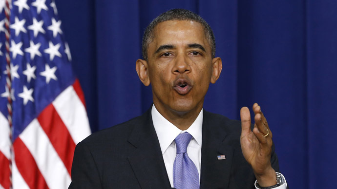 U.S. President Barack Obama, From ImagesAttr