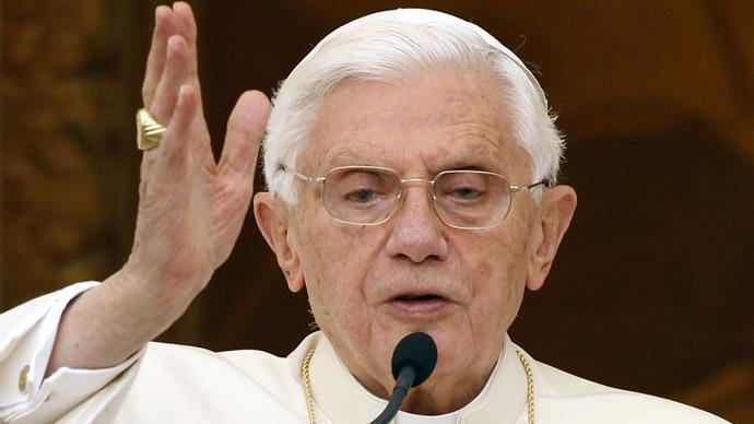 Pope Benedict XVI (Reuters/Giampiero Sposito)