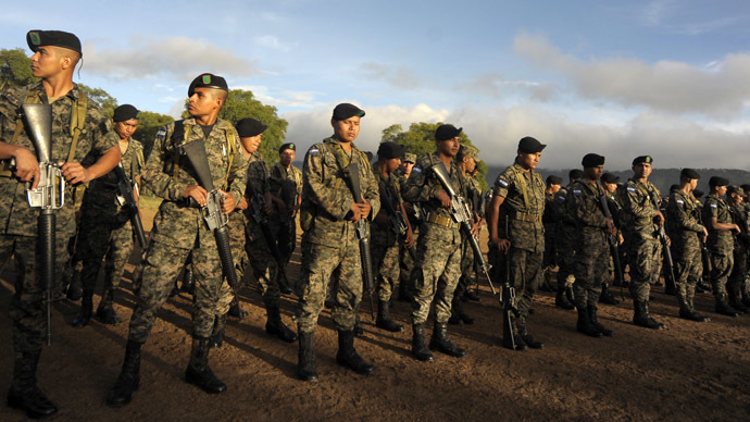 Honduras to shoot down planes suspected of drug trafficking