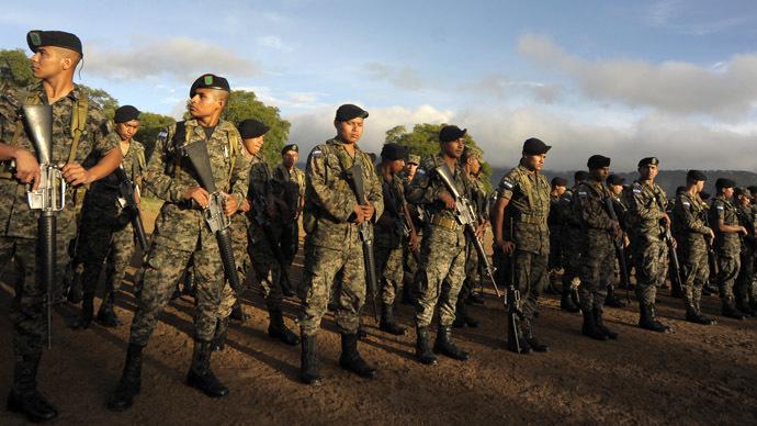 Honduras to shoot down planes suspected of drug trafficking