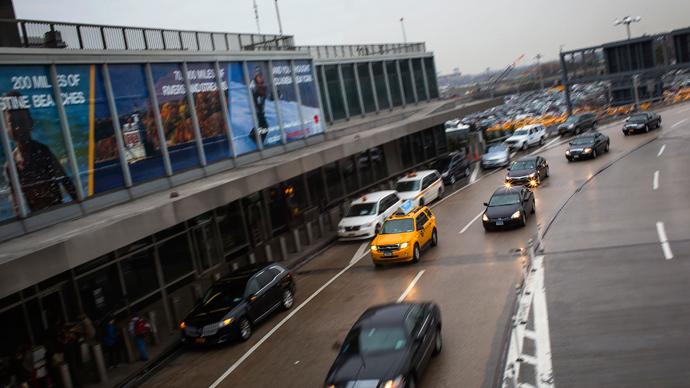 LaGuardia Airport in New York (Reuters / Eric Thayer)