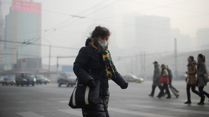 Scientists liken Chinese smog to 'nuclear winter'