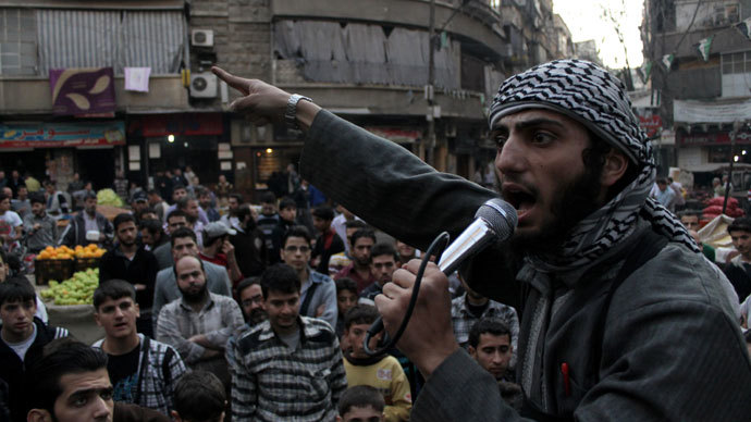 Al-Qaeda-linked jihadists impose Islamic rules, ban music, shisha in Syrian province